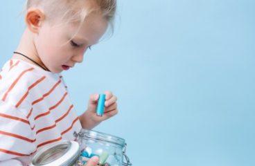 Нужна ли больница, если ребенок проглотил батарейку